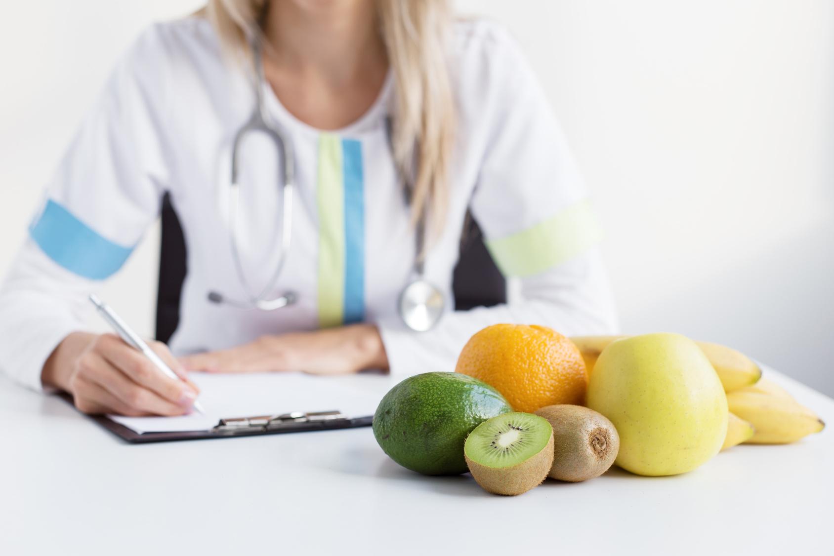 Dietitian doctor